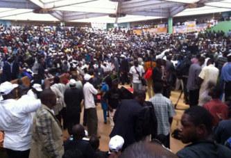 1er Congrès du MPP: 3 500 délégués de toutes les provincess attendus