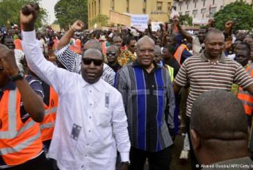 Burkina Faso: l'opposition ne veut pas de référendum constitutionnel
