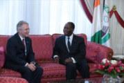 Côte d'Ivoire : Les USA sous le charme des chantiers de Ouattara
