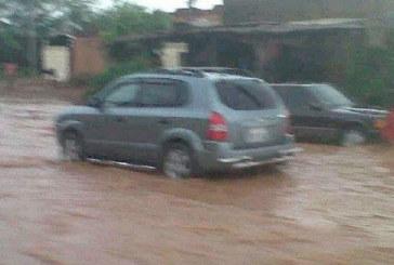 Grosse pluie à Ouagadougou ce lundi: la hantise du 1er septembre 2009