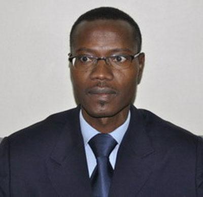 Le Directeur général  de l'Agence du Partenariat pour le Développement ,Nata Poda