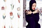 Rihanna pose devant une mosquée d'Abu Dhabi et se fait virer !