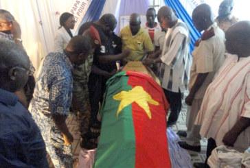 Arrivée de la dépouille mortelle du colonel Tiemtarboum:La famille du football burkinabè pleure toujours la disparition du père fondateur des Etalons