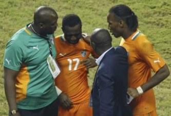 Match aller Côte d'Ivoire-Sénégal: Siaka Tiéné forfait !