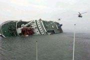Naufrage d'un ferry en Corée,  300 disparus sur les  475 passagers: