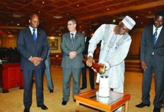 Jubilé d'or de l'Union africaine: Ouagadougou rend hommage aux pères de l'organisation continentale