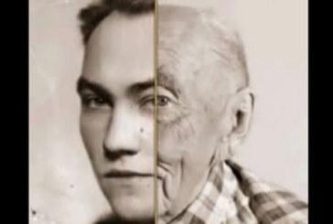Une vidéo avant-après dévoile les effets du vieillissement sur 50 ans
