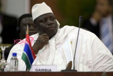 Gambie : Pour Yahya Jammeh, le retrait du Commonwealth n'est pas négociable