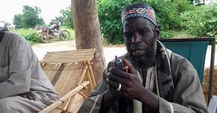 Hamidou Ouédraogo dit Ben Laden (Ph : Evénement)