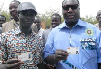 Enrôlement biométrique : Depuis Guibaré, Zéphirin Diabré appelle à une forte participation des Burkinabè