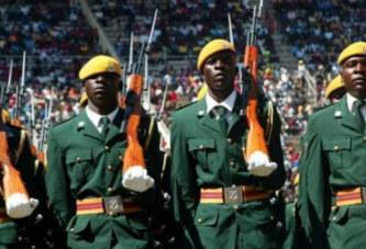 L'armée du Zimbabwe en alerte maximum à la frontière du Mozambique