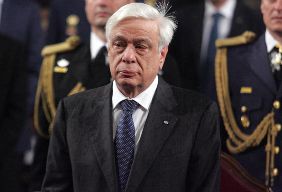 """Π.Παυλόπουλος: """"Τζιχαντιστές και Νεοφιλελευθερισμός απειλούν την παγκόσμια ελευθερία"""""""