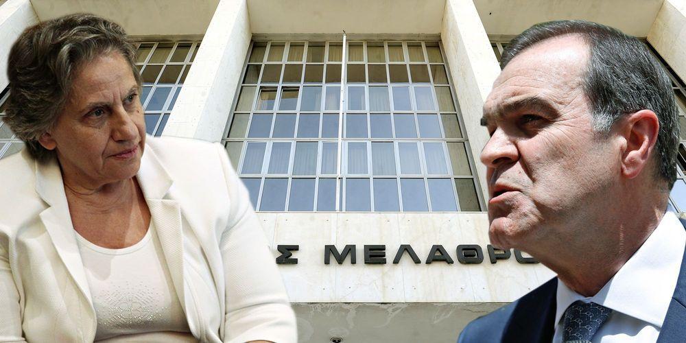 Η έντιμη Ξένη Δημητρίου ανασύρει την υποθεση Βγενόπουλου από το αρχείο!