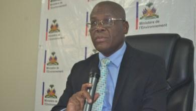 Photo of Haïti – Climat : « Ne pas agir contre le changement climatique coûterait cher à Haïti » s'alarme le ministre de l'environnement.