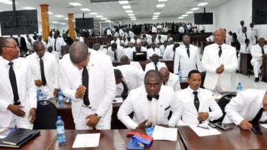 Photo of Parlement: séance de mise en accusation du président Jovenel Moïse, « la montagne accouche d'une souris » dixit Jude Charles Faustin.