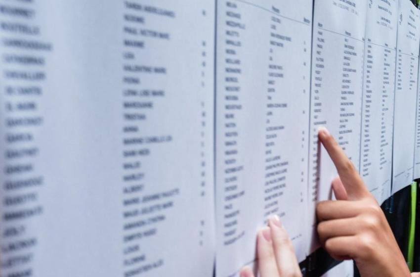 Haïti-Éducation : les résultats du baccalauréat sont publiés dans quatre départements.