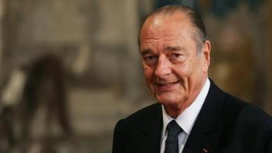 Photo of Décès de Jacques chirac ce jeudi, à 86 ans