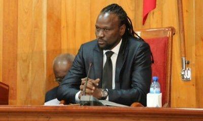 Le sénateur Antoinio Chéramy s'oppose farouchement à la tenue de la séance de ratification prévue ce mercredi au Sénat