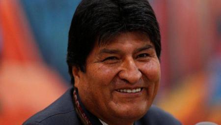 Présidentielle en Bolivie: Evo Morales réélu dès le premier tour