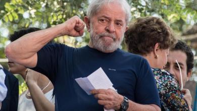 Photo of Après plus d'un an et demi d'incarcération, l'ex -président du Brésil, Luiz Inacio Lula Da Silva est sorti de prison