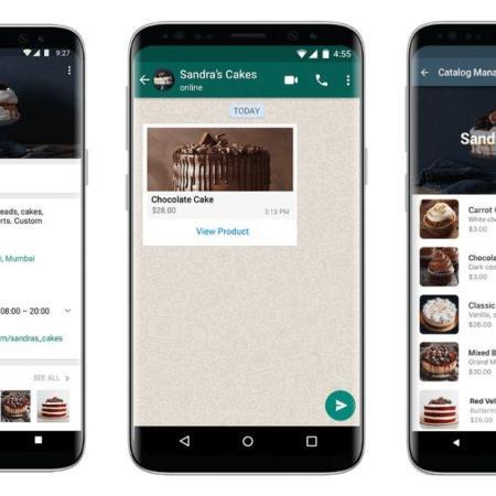 WhatsApp se dote d'un catalogue produits pour les petites entreprises