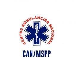 Plus de 900 cas d'urgences sont pris en charge par le Centre Ambulancier National en octobre 2019