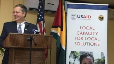 Photo of Christopher Cushing le nouveau chef de l'USAID Haiti