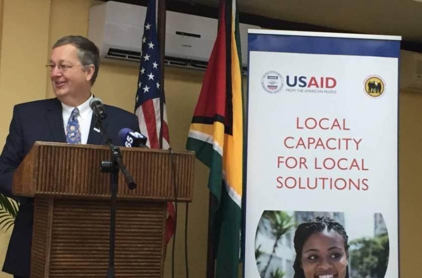 Christopher Cushing le nouveau chef de l'USAID Haiti