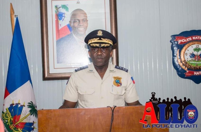 Ayiti-Aktyalite : Responsab lapolis yo inogire, yon lopital pou polisye nan bon repos