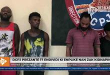 Haïti - Sécurité : 17 présumés kidnappeurs sous les verrous