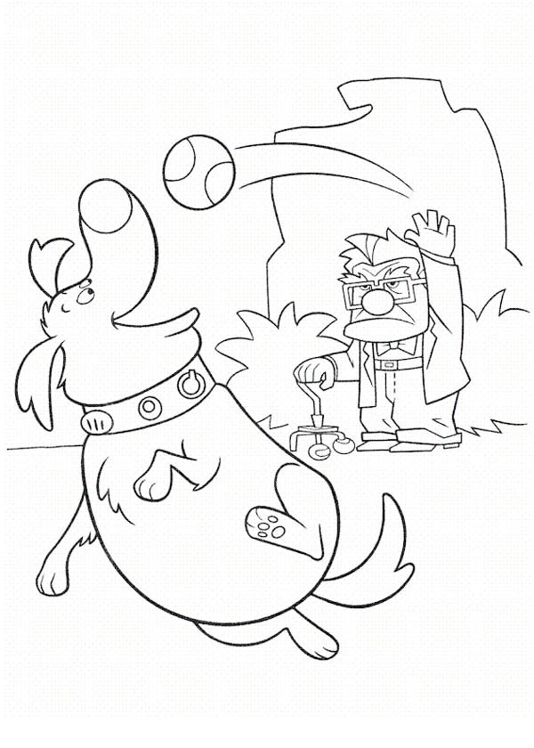 Bible Stories Coloring Page