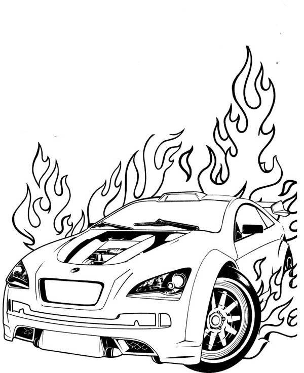 Hot Wheels Cartoon