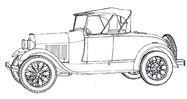 ford coloring pages # 46