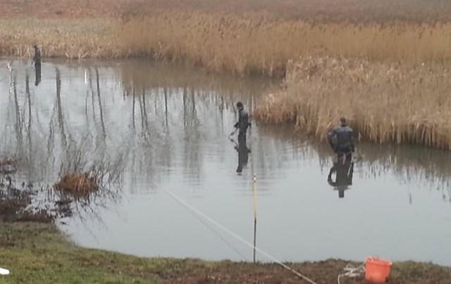 Politiet mener at have fundet det våben, der blev brugt ved drabet på politiassisten Jesper Jul. (Politiet)