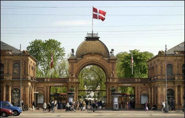 I dag åbner Tivoli i København og den gamle have byder på mange nyheder. Foto: Tivoli.