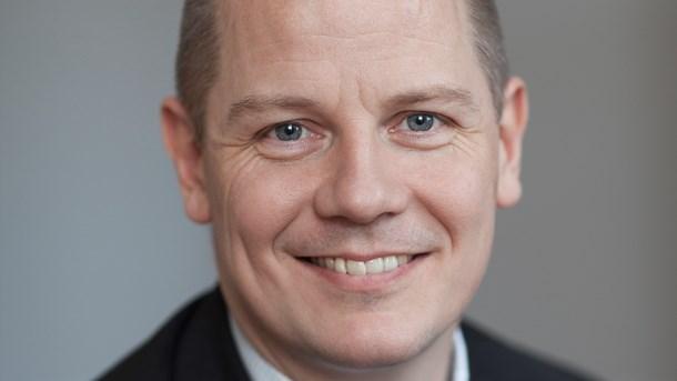 Søren Hartmann Hede. Foto: Københavns Kommune.