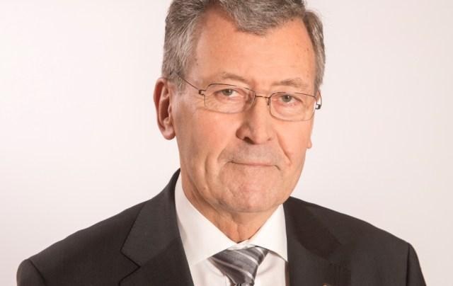 Willy Eliasen stopper som borgmester den 31. januar 2017. Foto: Finn Jørgensen/Egedal Kommune.