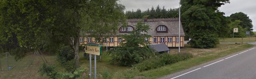 Elmely Kro. Foto: Google Streetview.