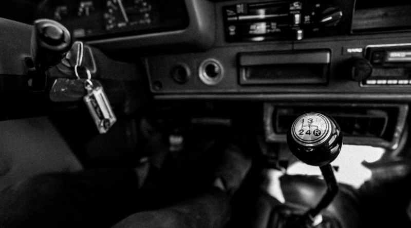 dark car vehicle vintage