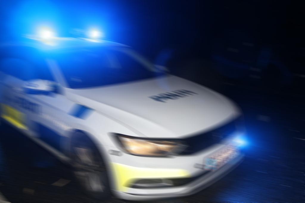 Lastbilchauffør fik sprøjtet peberspray i ansigtet