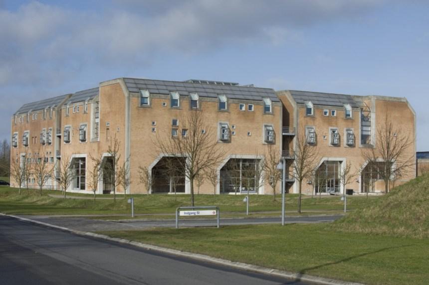 Slagelse Sygehus. Foto: Region Sjælland.