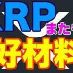 【仮想通貨】リップル好ニュース(XRP)!地固め盤石で100円代は通過点(*´∀`)♪