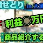 店舗せどり 名古屋の栄・大須を歩いて利益◯万円!? 仕入れた商品を紹介