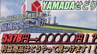 【ヤマダせどり】ライバル不在で利益サクサク!!5378→◯万円!?