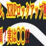 【仮想通貨】リップル最新情報❗️リップル、XRP解除完了はいつ頃❓実は◯◯⁉️