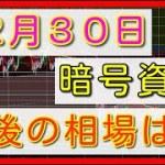 仮想通貨 ビットコイン相場予想 考察【2019/12/30】 暗号資産