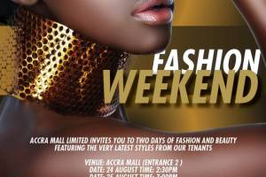 Accra Mall Presents The Accra Mall Fashion Weekend