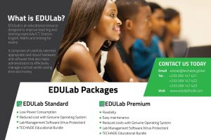 EDULab Roadshow: TECHAiDE Technologies Impacts ICT Education In Ghana