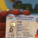 Prez Akufo-Addo picks national ID card today