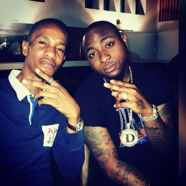 Davido releases statement dissociating himself from Tagbo's death